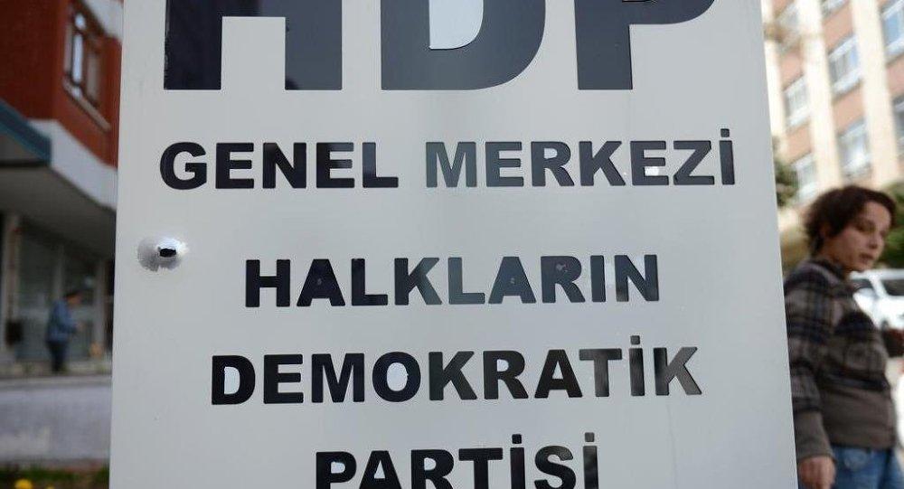 HDP'ye saldırı