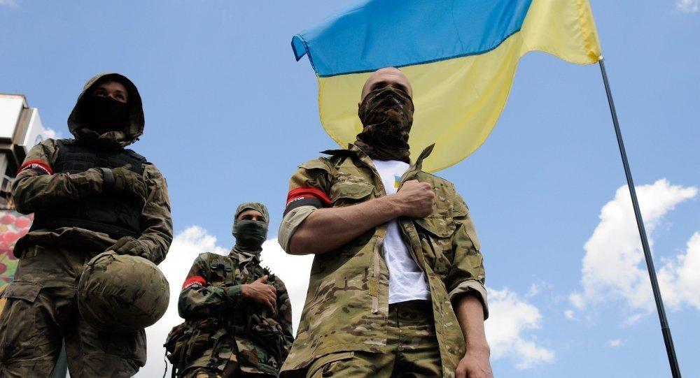 Ukrayna'daki aşırı milliyetçiler
