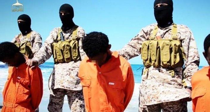 IŞİD - infaz