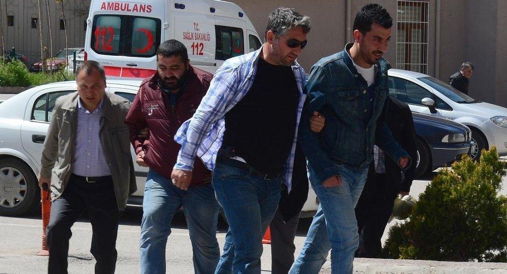 HDP Genel Merkezi'ne silahla ateş edilmesi