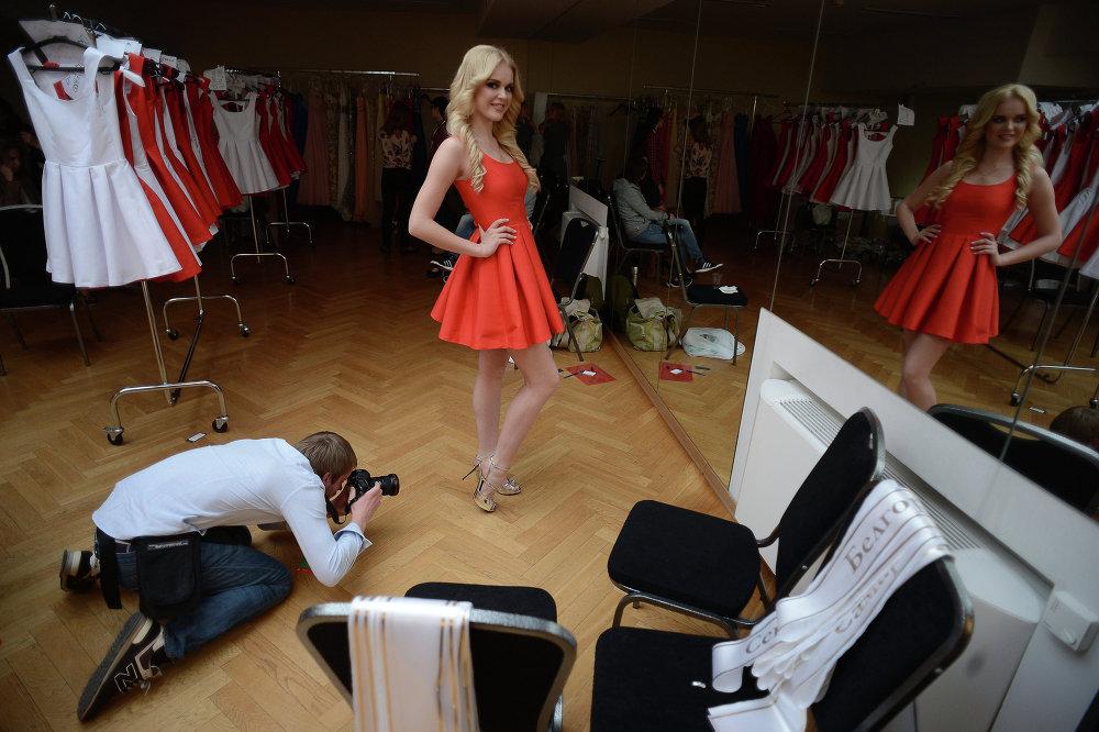 Miss Russia 2015 üç