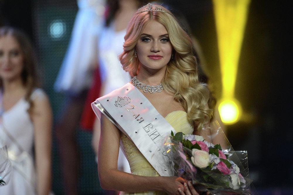Miss Russia 2015 yedi