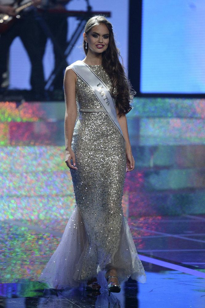 Miss Russia 2015 sekiz