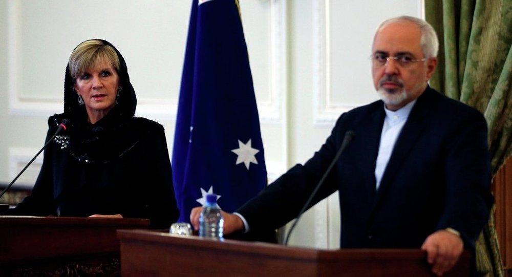 Avustralya Dışişleri Bakanı Julie Bishop