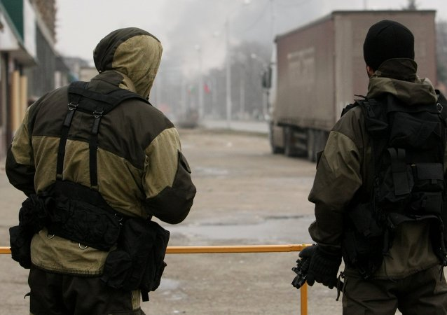 Çeçenistan'da terör operasyonu