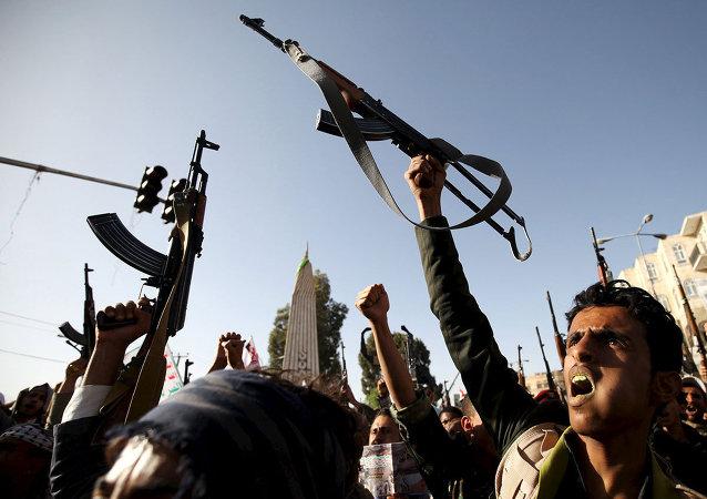 Ensarullah (Husi) militanları