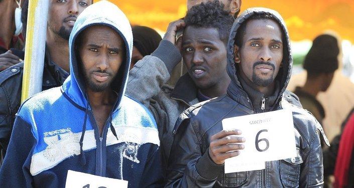 Akdeniz'deki kaçak göçmen trajedisi
