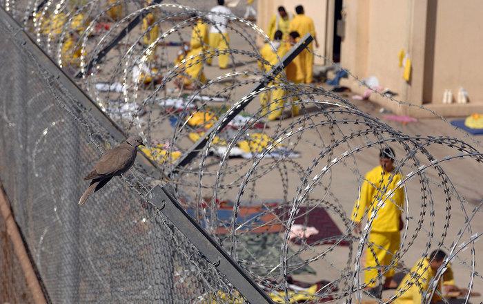 Ebu Garib Cezaevi'nin eski mahkûmları yapılan işkenceleri anlattı