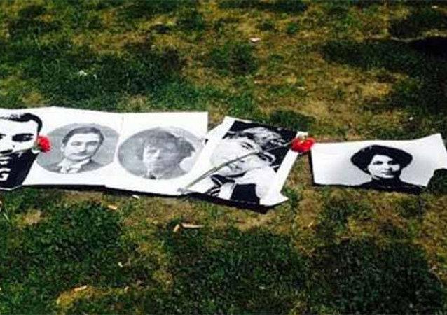 İTÜ'de '1915' gerginliği