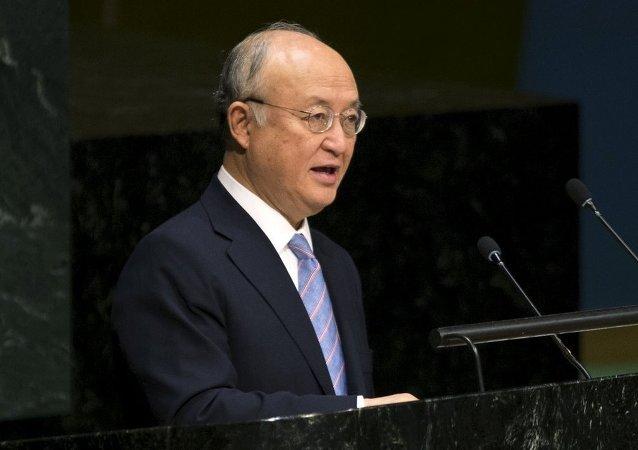 UAEK Genel Müdürü Yukia Amano