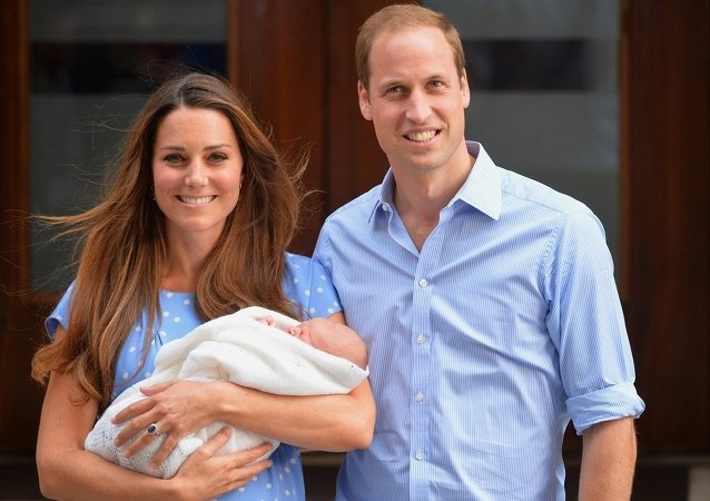 Cambridge Düşesi Kate Middleton- İngiltere Prensi William
