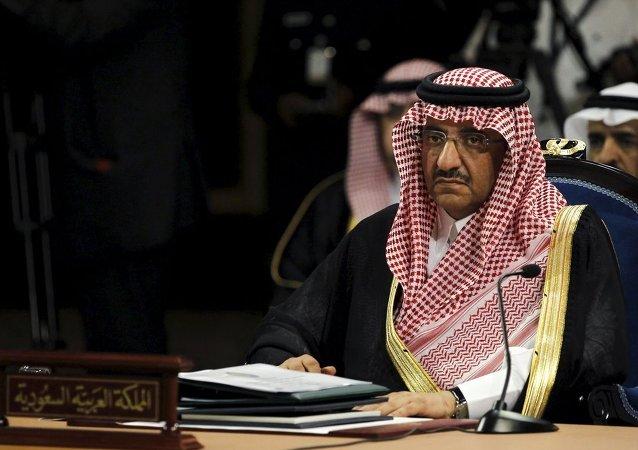 Suudi Arabistan İçişleri Bakanı Muhammed bin Nayif