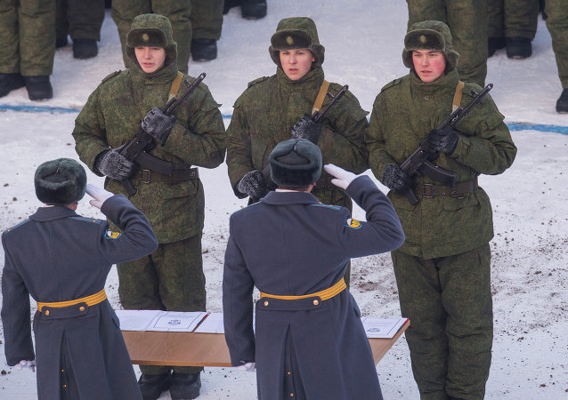 Rus askerleri