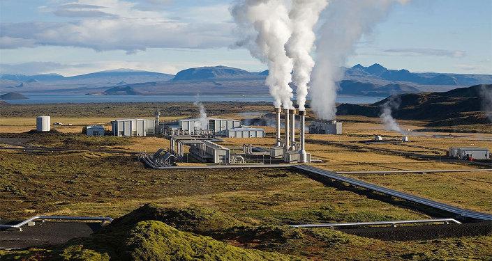 Jeotermal santrali