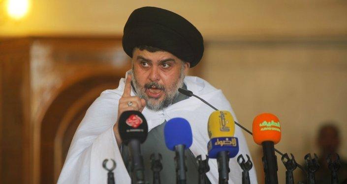 Iraklı Şii din adamı Mukteda es-Sadr