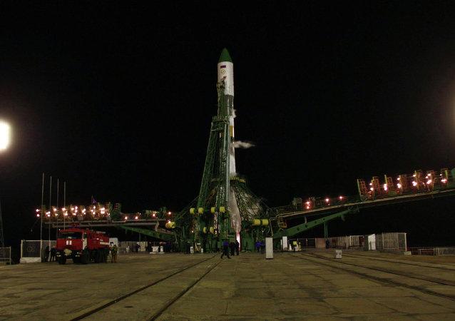 Soyuz-Progress M 08M
