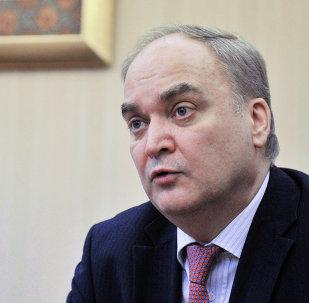 Rusya Savunma Bakan Yardımcısı Anatoliy Antonov