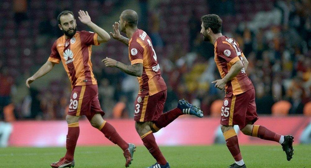 Galatasaray ile Medicana Sivasspor
