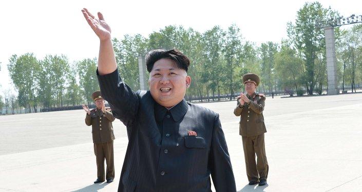 Kuzey Kore lideri Kim Jong Un