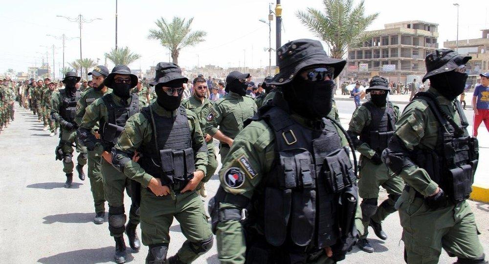 Sadr yanlıları, ABD'yi protesto etti