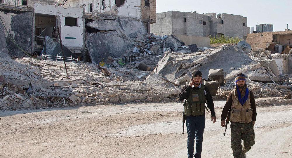 YPG milisleri