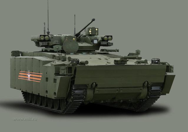 Kurganets-25 piyade savaş aracı