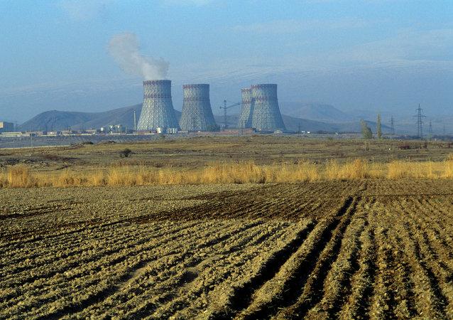 Metzamor Nükleer Santrali