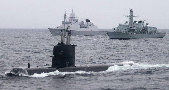 NATO'nun 'Dinamik Firavun Faresi' (Dynamic Mongoose) adlı tatbikatına İsveç ve 10 NATO üyesi ülkeden 5000 asker katılıyor.