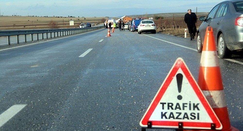 İstanbul trafik kazası