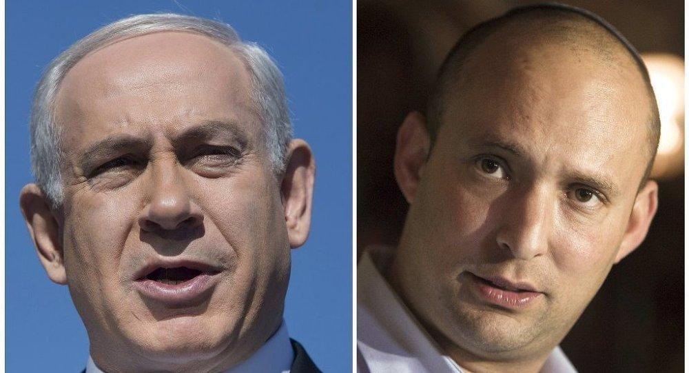 Benyamin Netanyahu - Naftali Bennett