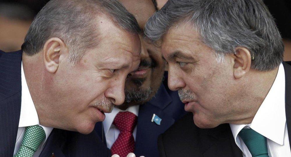 Recep Tayyip Erdoğan-Abdullah Gül