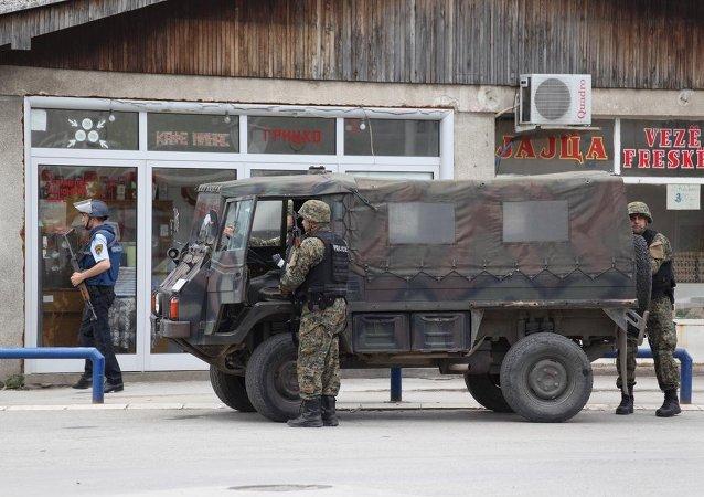 Makedonya'da çatışma