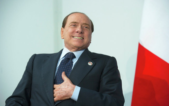 Eski İtalya Başbakanı Berlusconi Cumhurbaşkanını halk seçmeli