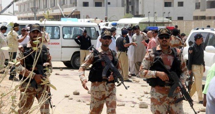Pakistan Karaçi otobüs saldırısı