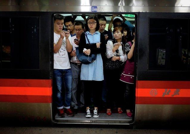 Çin'de toplu ulaşım