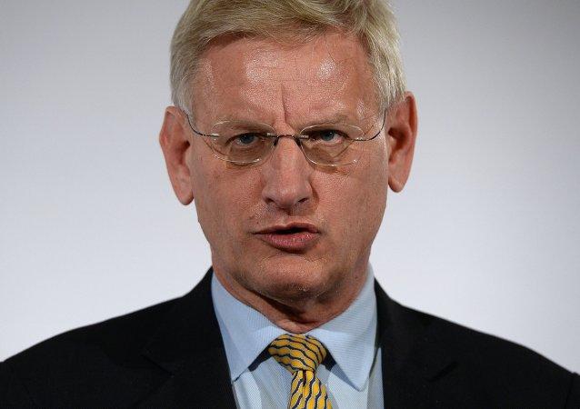İsveç Dışişleri eski Bakanı Carl Bildt