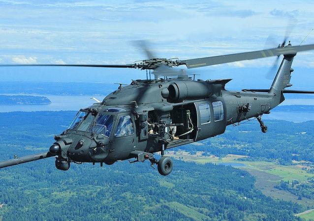 Black Hawk helikopteri