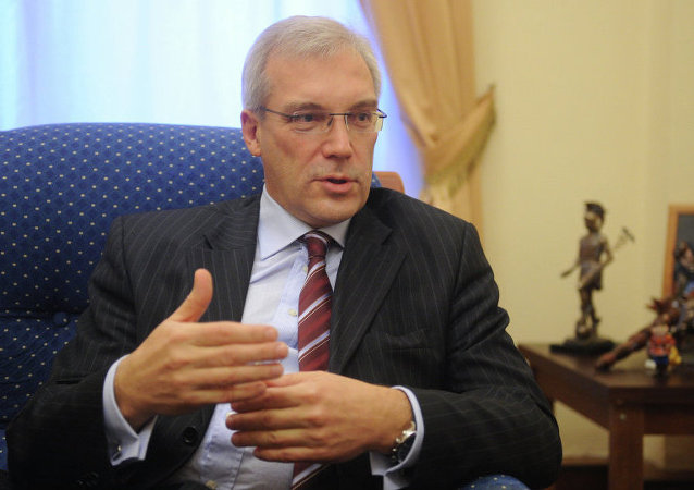 Aleksandr Gruşko
