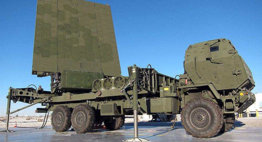'Meads' hava savunma sistemleri