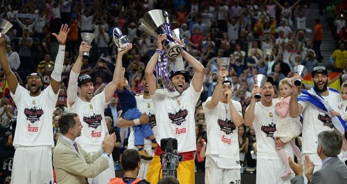 Real Madrid Basketbol Takımı