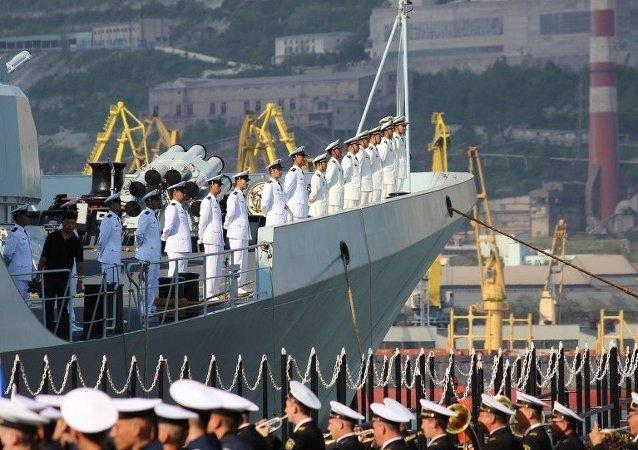 Rusya-Çin deniz tatbikatı