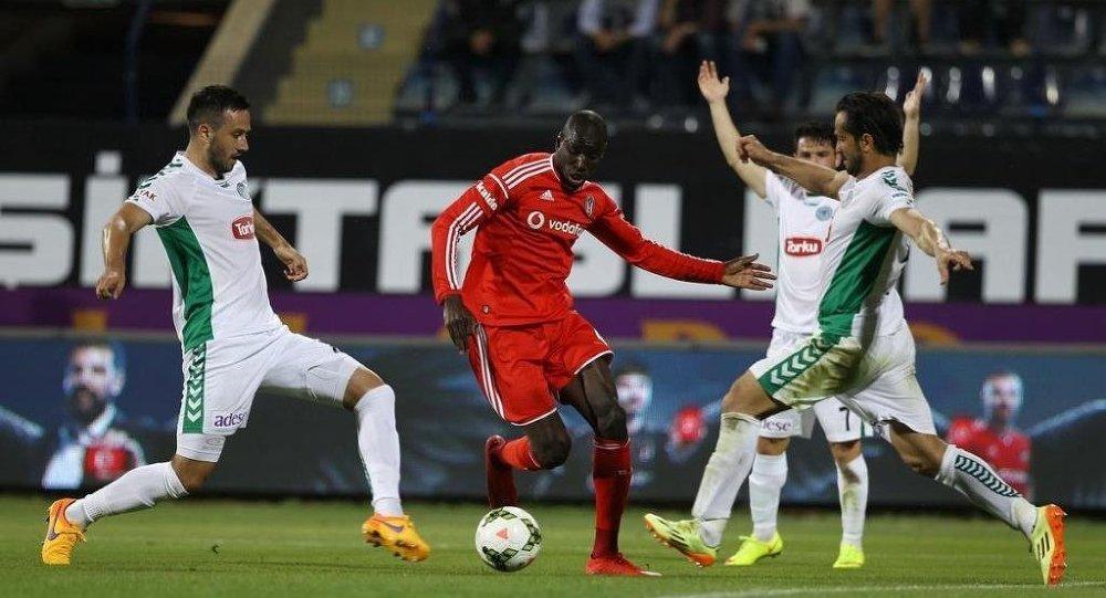 Beşiktaş ile Torku Konyaspor