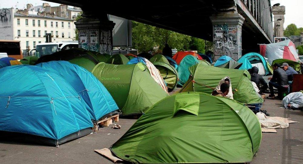 Fransa'daki göçmenler