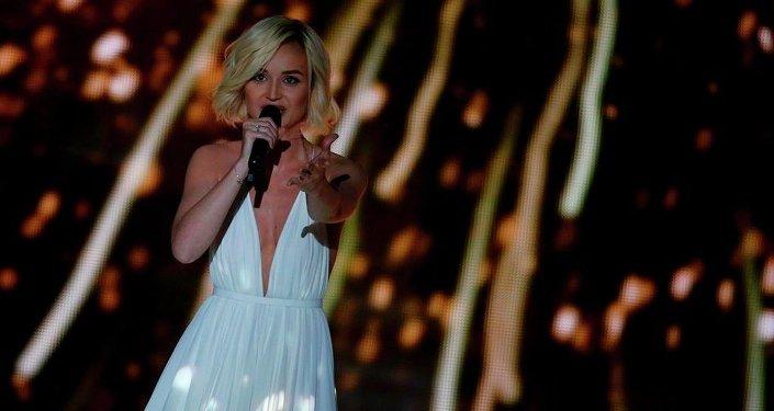 Eurovision 2015 Rusya temsilcisi Polina Gagarina