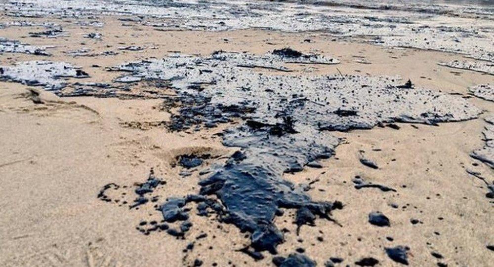 Kaliforniya'da petrol sızıntısı