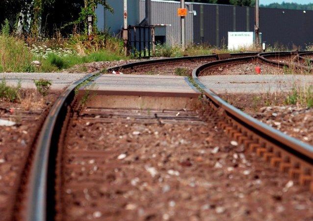 İsviçre- tren