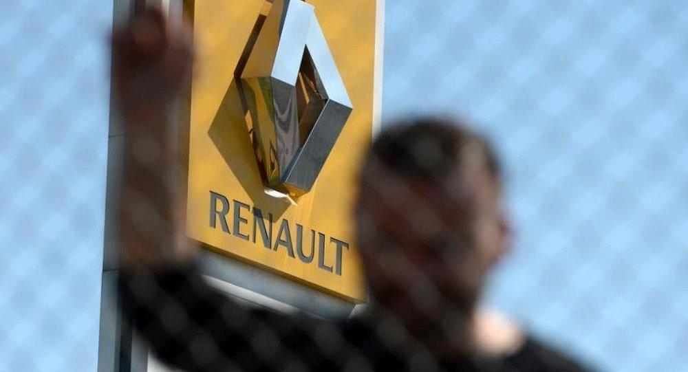 Renault işçilerinin eylemi