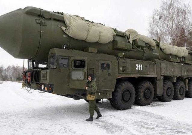 Rusya tonluk füzeleri nehirde yüzdürdü