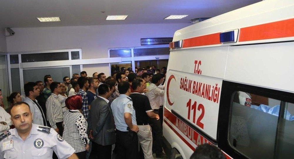 AK Parti milletvekili adayı Ramazan Demir saldırı