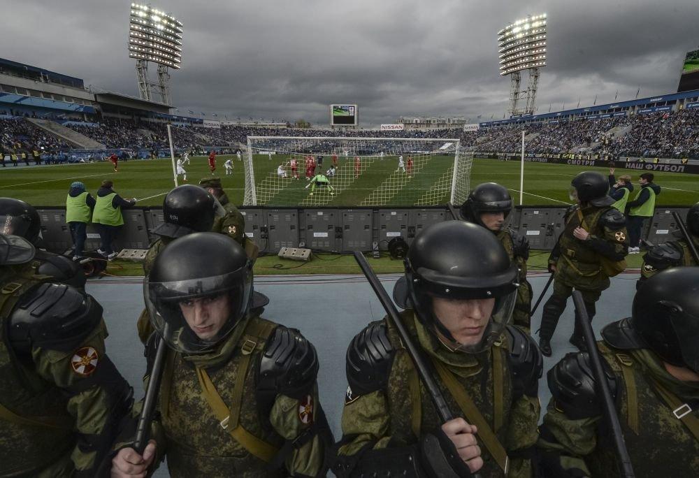 Rusya-Haftanın fotoğrafları